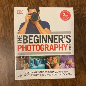DK THE BEGINNERS PHOTOGRAPHY GUIDE